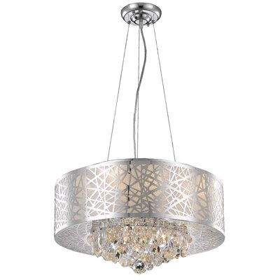 Athema 7-Light Drum Pendant