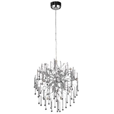 Astro 15-Light Crystal Chandelier