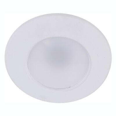 4 LED Recessed Trim