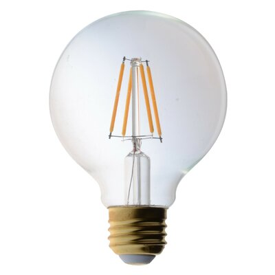 4.5W E26 LED Filament Light Bulb