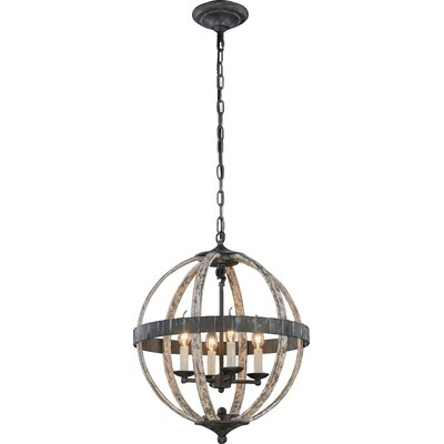 Closter 4-Light Pendant