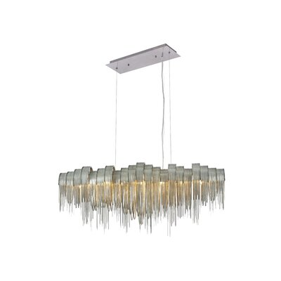 Veta 7-Light Kitchen Island Pendant