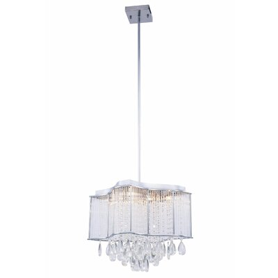 Victorina 8-Light Crystal Chandelier