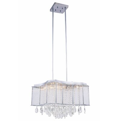 Victorina 10-Light Crystal Chandelier