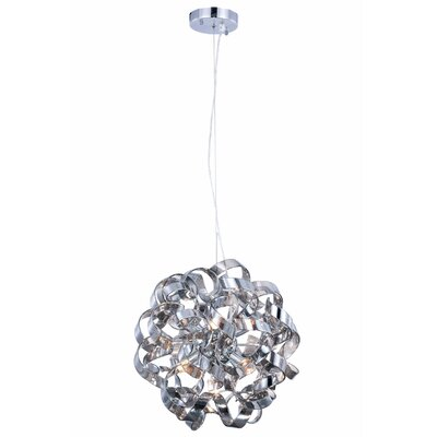 Maroneia Contemporary 7-Light Globe Pendant