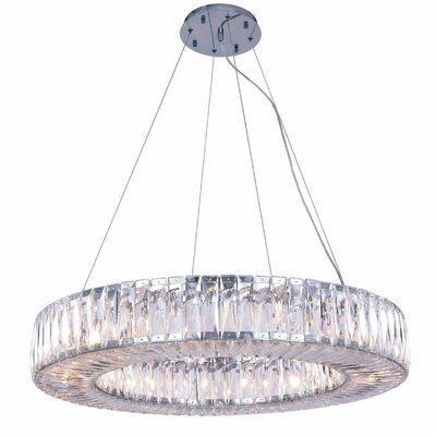 Isidora 20-Light Crystal Chandelier