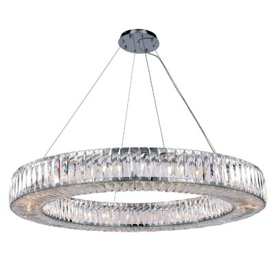 Isidora 24-Light Crystal Chandelier