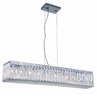 Isidora 11-Light Kitchen Island Pendant