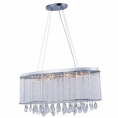 Scarlett 6-Light Kitchen Island Pendant