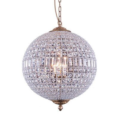 Tilbury 5-Light Globe Pendant