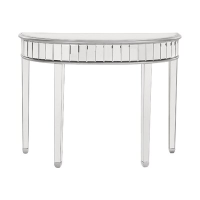Orpha Half-Circle Console Table