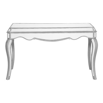 User friendly Glass Writing Desk Product Photo