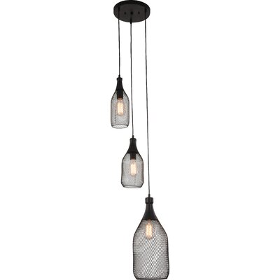 Cecila 3-Light Pendant