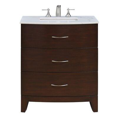 Celeste 30 Single Bathroom Vanity Set