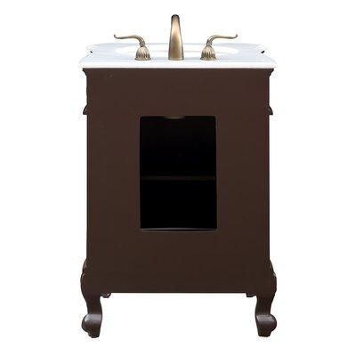 Berkshire 24 Single Bathroom Vanity Set