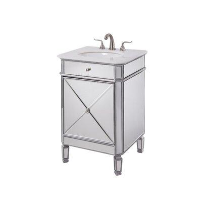Jiya 24 Single Bathroom Vanity Set
