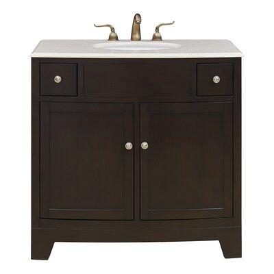 Mccullough 36 Single Bathroom Vanity Set