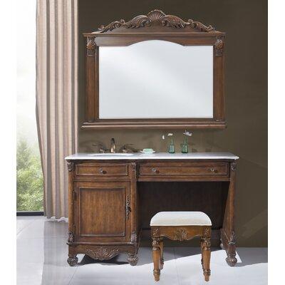 Windsor 52 Single Bathroom Vanity Set