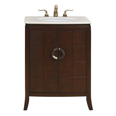 Nouveau 27 Single Bathroom Vanity Set