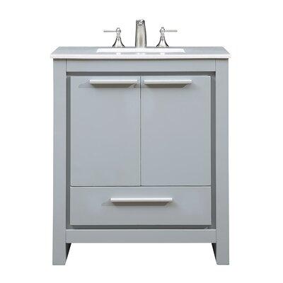 Filipo 30 Single Bathroom Vanity Set