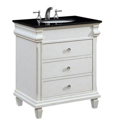 Lucien 30 Single Bathroom Vanity Set