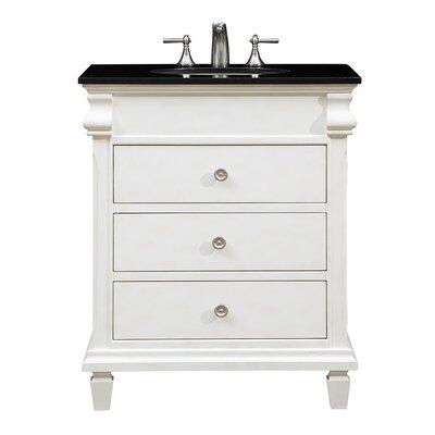 Hampton 30 Single Bathroom Vanity Set