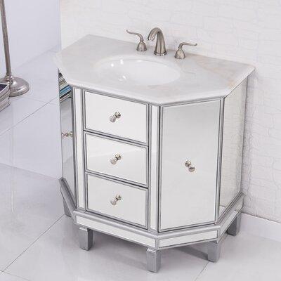 Reis 35 Single Bathroom Vanity Set
