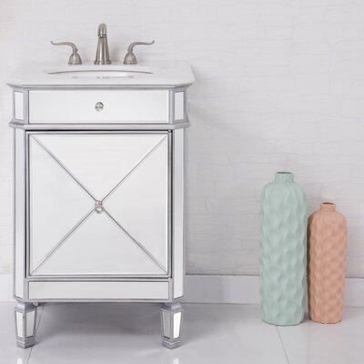 Camille 24 Single Bathroom Vanity