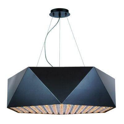 Hammitt 10-Light Geometric Pendant