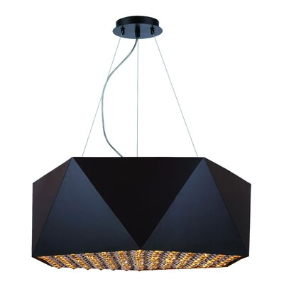 Hammitt 7-Light Geometric Pendant