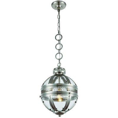 Rio 1-Light Globe Pendant