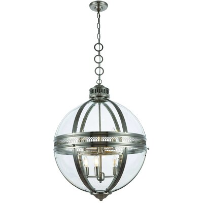Casanova 6-Light Globe Pendant