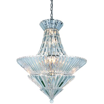 Albiero 20-Light Empire Chandelier