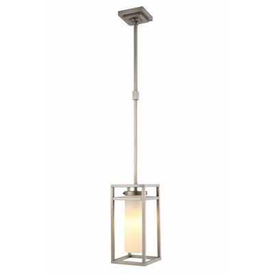 Simms 1-Light Mini Pendant Finish: Vintage Nickel