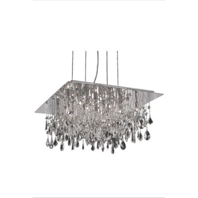 Delphinus 9-Light Kitchen Island Pendant