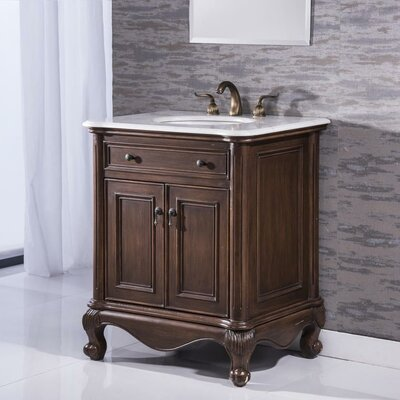 Stockholm 30 Single Bathroom Vanity Set