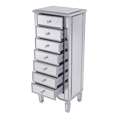 Mariaella 7 Drawers Lingerie Chest