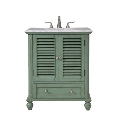 Macdonald 30 Single Bathroom Vanity Set