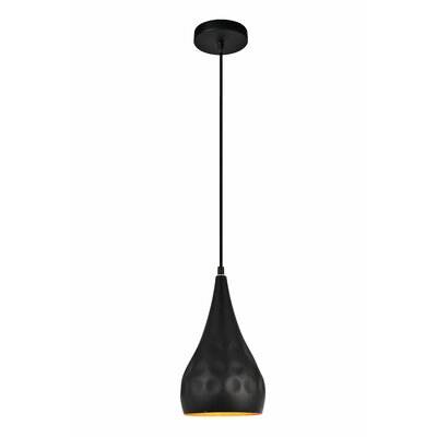 Reinhold Antik 1-Light Mini Pendant