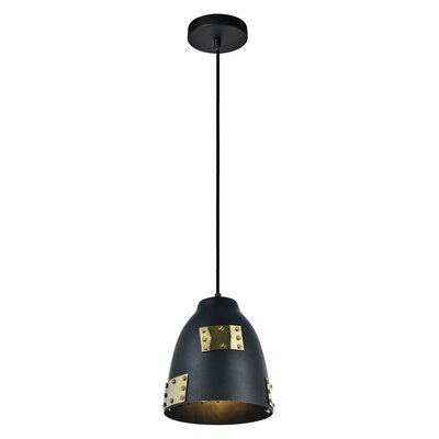 Jazzmyn 1-Light Mini Pendant