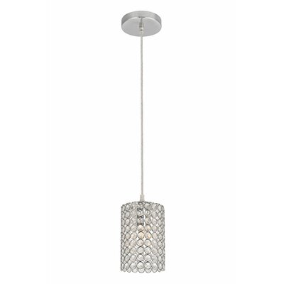 Clarke Traditional 1-Light Mini Pendant