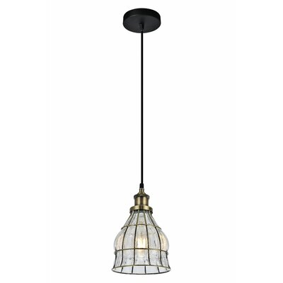 Sherice Traditional 1-Light Mini Pendant