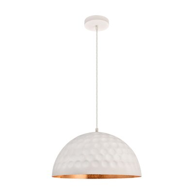 Reinhold 1-Light Mini Pendant