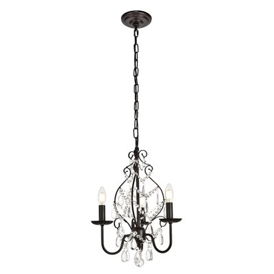 Archway 3-Light Mini Chandelier