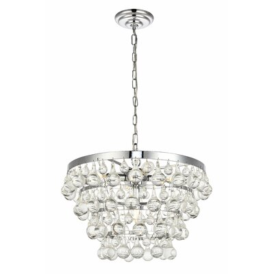 Botolph 5-Light Crystal Chandelier