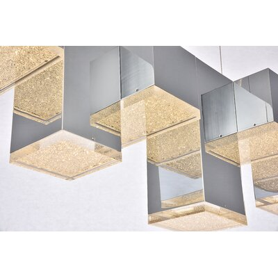 Corbyn 7-Light LED Kitchen Island Pendant