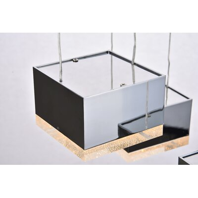Corbyn 9-Light LED Kitchen Island Pendant