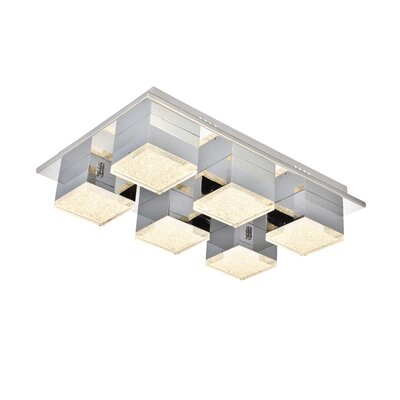 Corbyn 6-Light LED Flush Mount