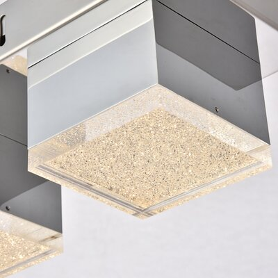 Corbyn 3-Light LED Flush Mount