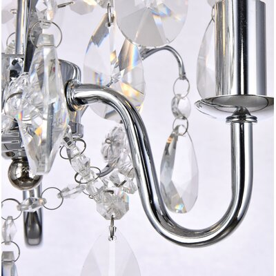 Dagnall 3-Light Mini Chandelier